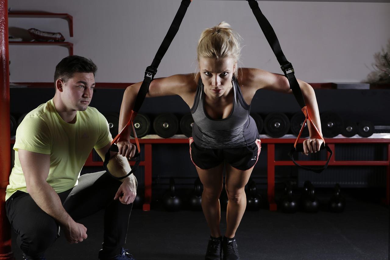Trening siłowy – wady i zalety