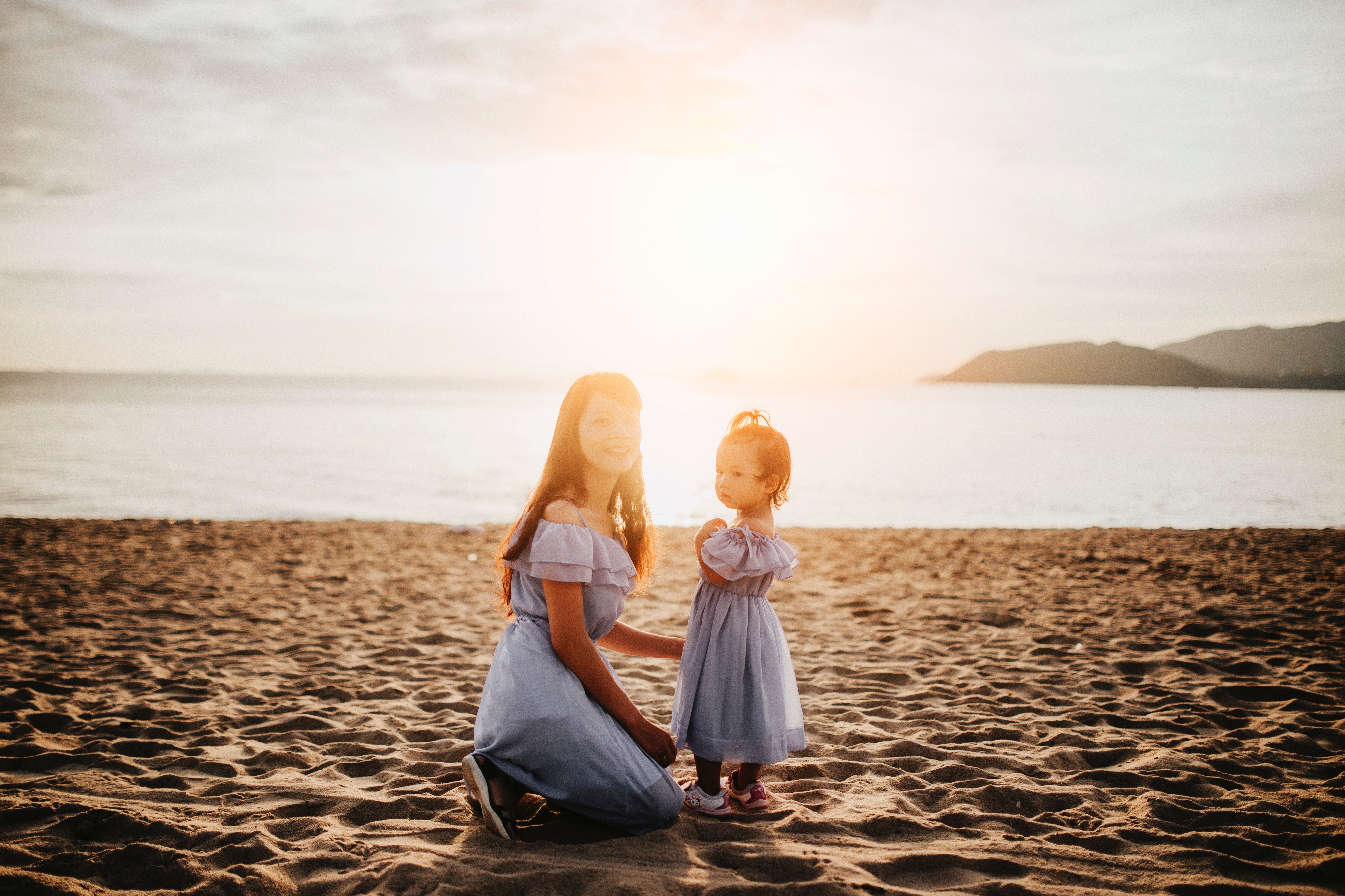 Sukienka mama i córka – sposób na wyjątkową stylizację
